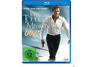 James Bond - In tödlicher Mission Action Blu-ray