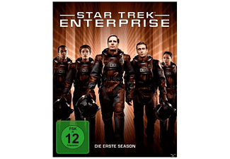 Star Trek: Enterprise - Staffel 1 - (Blu-ray)