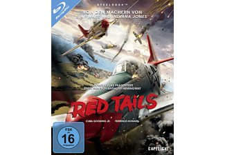 Red Tails (Steelbook Edition) [Blu-ray]