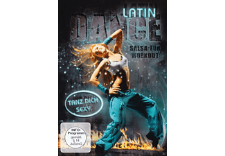 LATIN DANCE SALSA - FUN WORKOUT - (DVD)