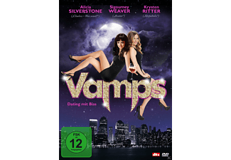Vamps - Dating mit Biss - (DVD)