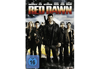 RED DAWN - (DVD)