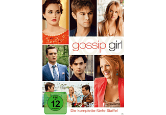 Gossip Girl - Staffel 5 - (DVD)