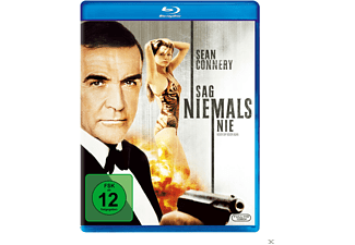 Sag niemals nie Action Blu-ray