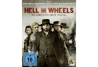 Hell On Wheels - Staffel 1 Drama Blu-ray