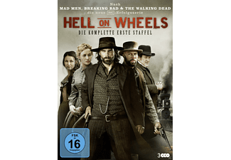 Hell On Wheels - Staffel 1 Drama DVD
