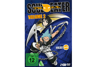 Soul Eater - Vol. 2 Episoden 14 - 26 - (DVD)
