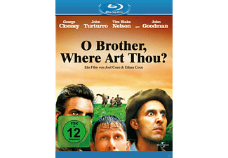 O Brother, Where Art Thou? - Eine Mississippi-Odyssee Komödie Blu-ray
