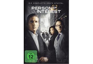 Person of Interest - Die komplette 1. Staffel [DVD]