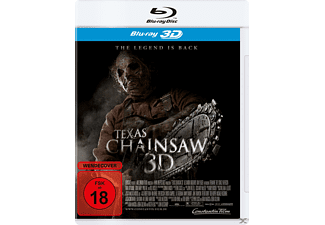 Texas Chainsaw (3D) - (3D Blu-ray)