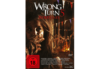 Wrong Turn 5 – Bloodlines Horror DVD