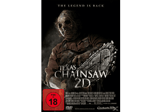 Texas Chainsaw Horror DVD