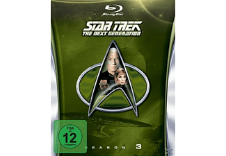 Star Trek - Next Generation - Staffel 3 [Blu-ray]