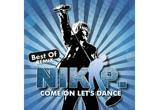 Nik P. - Come On Let's Dance - Best Of Remix [CD]