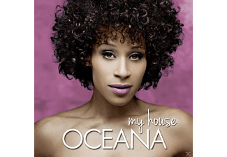 Oceana - My House - (CD)