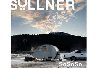Söllner - Sososo - (CD)