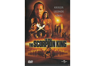 The Scorpion King - (DVD)