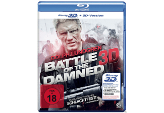 Battle Of The Damned (Uncut, 3D) - (3D Blu-ray)