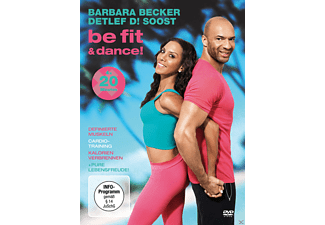be fit + dance! - Barbara Becker, Detlef D! Soost [DVD]