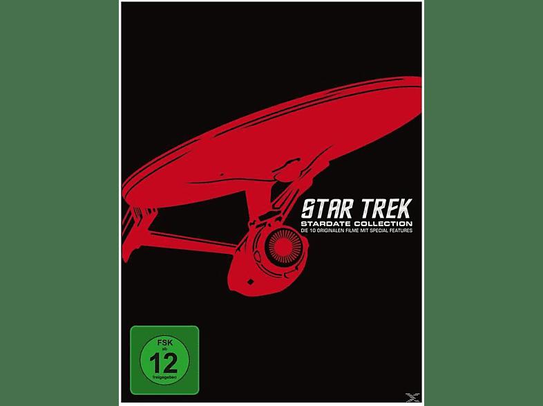 Star Trek DVD Saturn