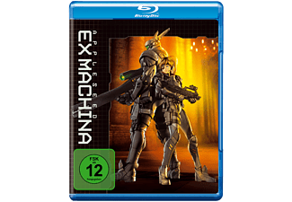 appleseed ex machina blu ray anime filme blu ray mediamarkt. Black Bedroom Furniture Sets. Home Design Ideas