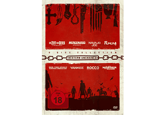 Western Unchained Collection - Die Box - (DVD)