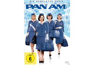 PAN AM - DIE KOMPLETTE SEASON [DVD]