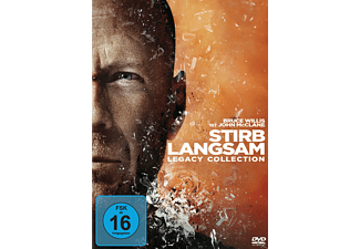 Stirb langsam 1-5 (Legacy Collection) Box Action DVD