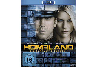 Homeland - Staffel 1 [Blu-ray]