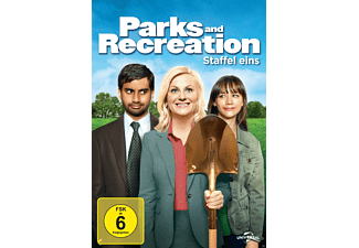 Parks and Recreation - Staffel 1 [DVD]