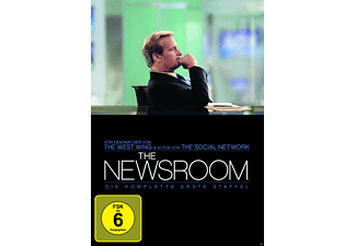 Newsroom - Staffel 1 [DVD]