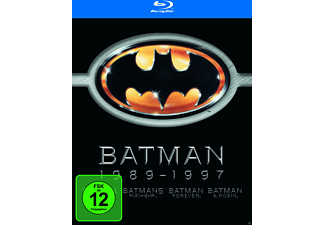 Batman 1 - 4 - (Blu-ray)