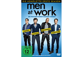 Men At Work - Staffel 1 [DVD]