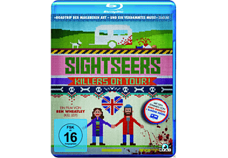 Sightseers [Blu-ray]