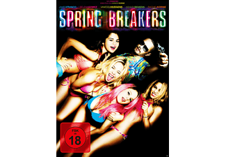 Spring Breakers - (DVD)