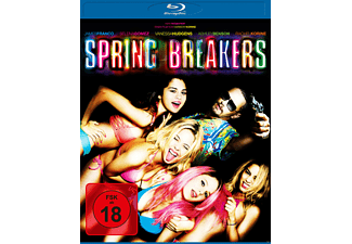 Spring Breakers - (Blu-ray)
