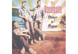 The Baseballs - Strings 'n' Stripes [CD]