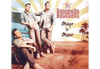 The Baseballs - Strings 'n' Stripes (Deluxe Edition) - (CD)