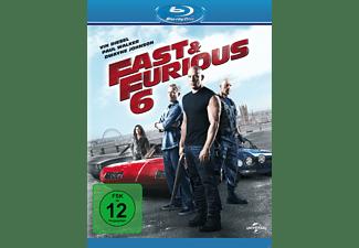 Fast & Furious 6 - (Blu-ray)