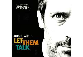 Hugh Laurie - Let Them Talk - (CD)