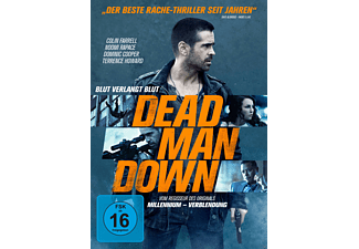 Dead Man Down - (DVD)