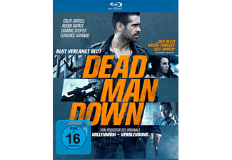 Dead Man Down - (Blu-ray)
