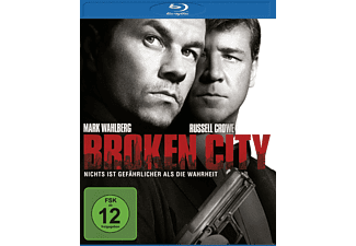 Broken City - (Blu-ray)