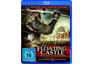 The Floating Castle – Festung der Samurai - (Blu-ray)