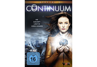 Continuum - Staffel 1 [DVD]