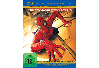 Spider-Man (4K Mastered) [Blu-ray]