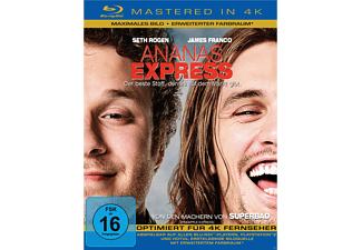 Ananas Express (4K Mastered) [Blu-ray]