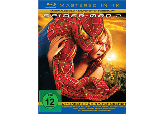 Spider-Man 2 (4K Mastered) [Blu-ray]