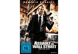 Assault On Wall Street - (DVD)
