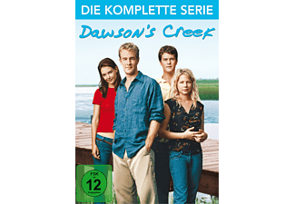 Dawson's Creek - Staffel 1-6 (Komplett) [DVD]